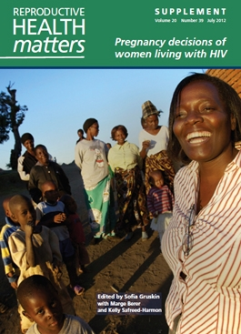 Pregnancy decisions of women living with HIV