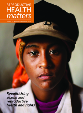 Repoliticising sexual and reproductive health and rights