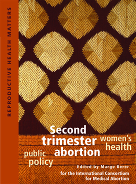 Second trimester abortion: women's health, public policy