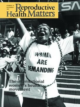 The international women's health movement