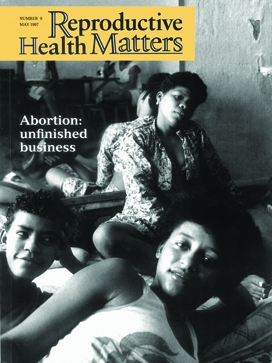 Abortion: unfinished business