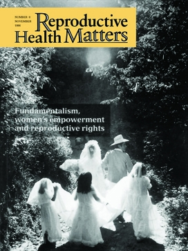 Fundamentalism, women's empowerment and reproductive rights
