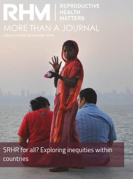 SRHR for all? Exploring inequities within countries