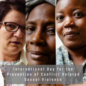 Where change is possible: the Panzi Model, advocating for holistic, integrated care for survivors of conflict related sexual violence