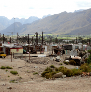 Covid-19 Shines a Light on South Africa's Stark Inequalities