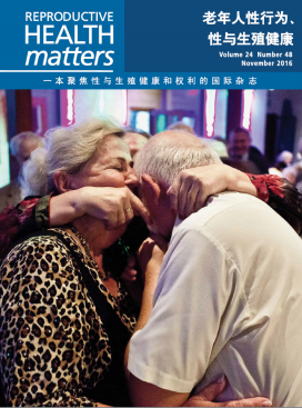 Sexuality, sexual and reproductive health in later life