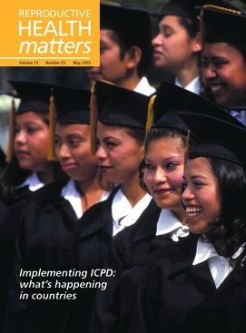 Implementing ICPD: what's happening in countries