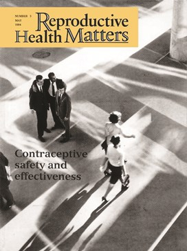 Contraceptive safety and effectiveness