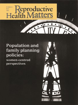 Population and family planning policies