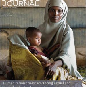 Humanitarian crises: advancing sexual and reproductive health and rights