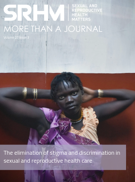 The elimination of stigma and discrimination in sexual and reproductive health care
