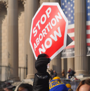 Pro-lifers exploiting civil rights struggles in bid to ban abortions, says new SRHM research
